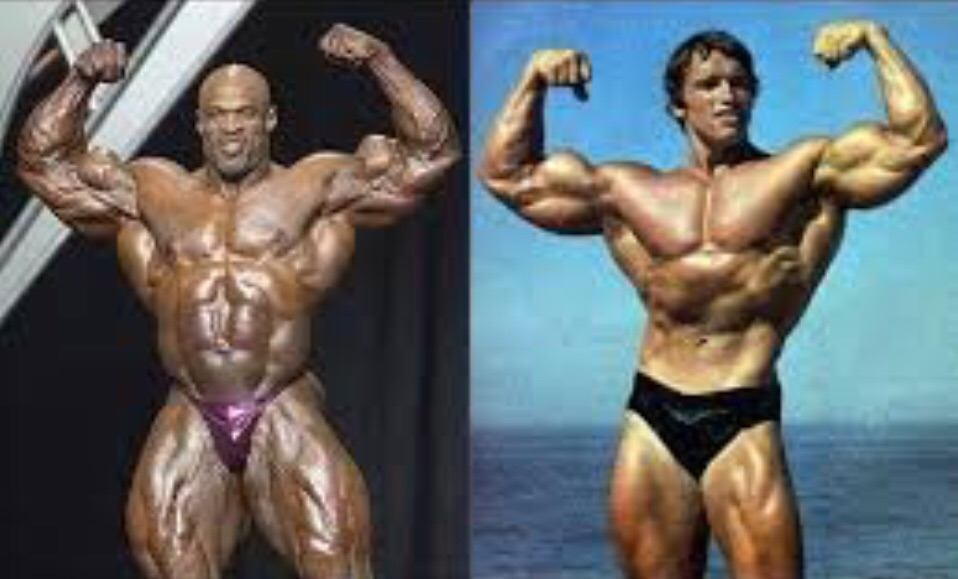 Bodybuilding: Then and Now – Angelo Minella Fitness